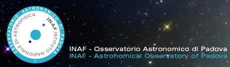 INAF - Astronomical Observatory of Padova