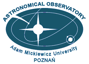 Adam Mickiewicz University, Institute Astronomical Observatory