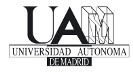 Universidad Autonomia de Madrid